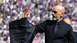 Fiorentina, Antognoni promuove Pioli