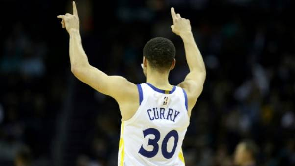 NBA: Golden State humilie Charlotte et respire