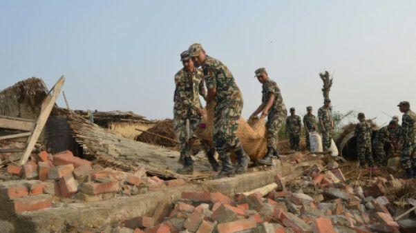 Népal : une tempête fait au moins 27 morts et 600 blessés