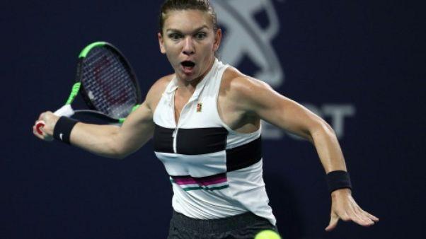Classement WTA: Simona Halep se rapproche d'Osaka