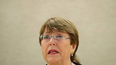 U.N.'s Bachelet urges Brunei not to apply death penalty for gay sex, adultery