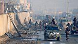 تصعيد للحرب في أفغانستان بالتزامن مع مسعى السلام