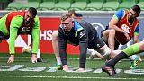 Irlande: Leavy forfait pour la Coupe du monde et contre Toulouse avec le Leinster