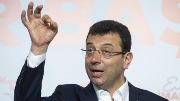 Turquie : Imamoglu, l'homme en passe d'arracher Istanbul à Erdogan
