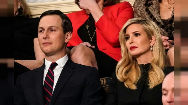 Jared Kushner et Ivanka Trump, à Washington le 5 février 2019