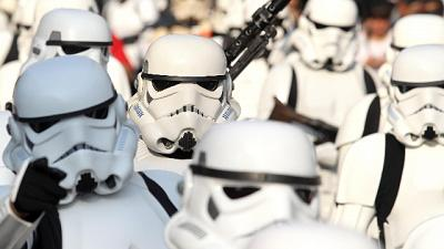 'Stars wars: a new hope' in concerto