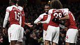 L'Arsenal regola il Newcastle 2-0