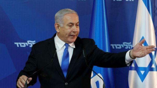 Netanyahu menacé d'inculpation: quel impact avant et après le vote?