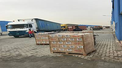More aid from Dubai delivered to Mozambique and Zimbabwe