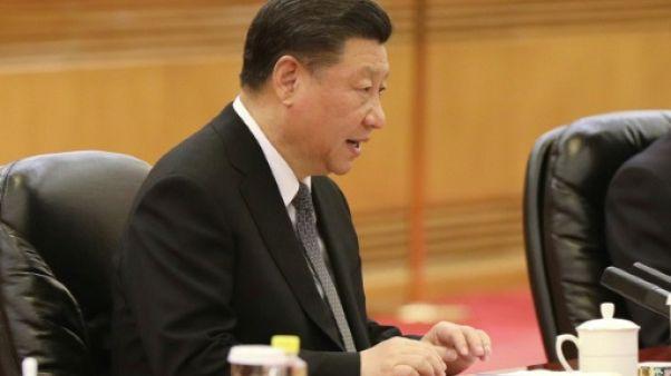 Foot: la Chine lance la sélection dès la maternelle