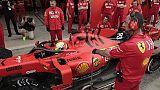 F1, test Bahrain, Schumi jr 6/o tempo