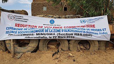 Tombouctou : Réduire la violence communautaire, générer des revenus et protéger l'environnement