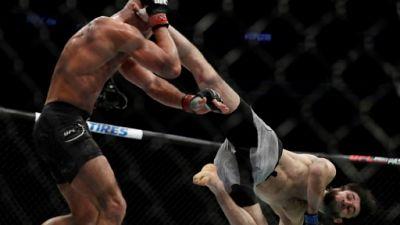 Sports de combat: Maracineanu ouvre la porte à une légalisation du MMA
