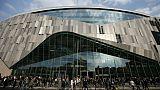 Tottenham: un stade d'un milliard et des craintes pour l'avenir