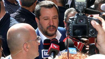 Salvini apre a Milano campagna Europee