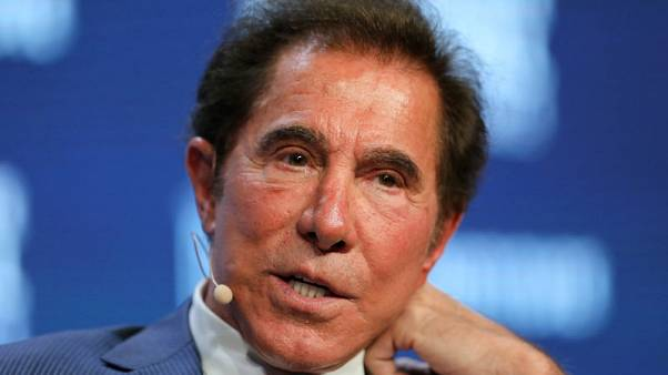 Massachusetts says Wynn Resorts execs concealed sex accusations involving Steve Wynn