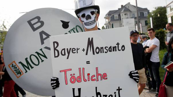 Bayer board says pursuit of Monsanto was done diligently