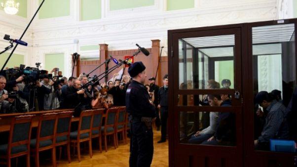 Russie: début du procès de l'attentat du métro de Saint-Pétersbourg