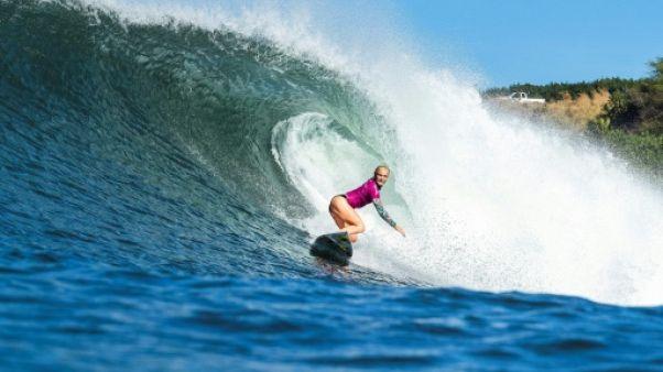 Surf: les pros face à l'esprit olympique pour leur nouvelle saison