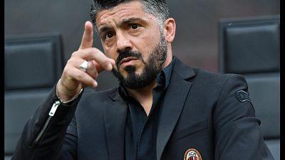 Gattuso 'squadra molle, non arrendersi'