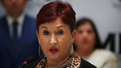 Guatemala anti-graft candidate to appeal ruling blocking her from ballot