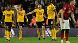Angleterre: Manchester United s'effondre à Wolverhampton au pire moment