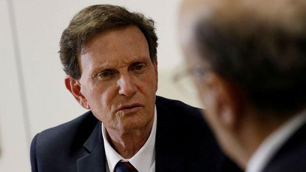 Rio's evangelical mayor faces impeachment over no-bid contracts