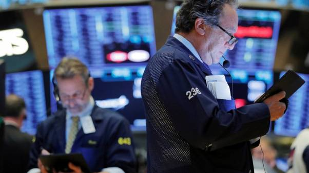 Stocks up on hopes for U.S.-China trade, soft Brexit