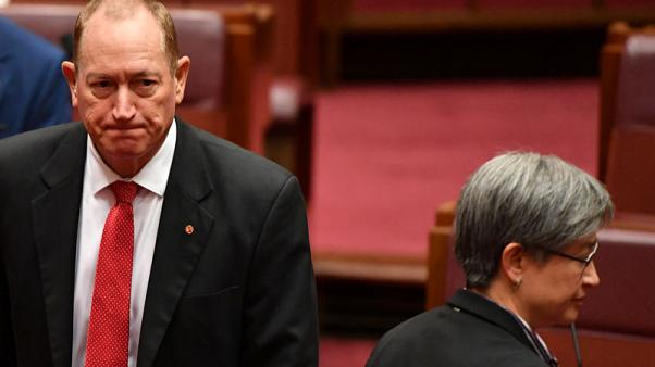 Australia's Senate condemns lawmaker over New Zealand massacre Muslim comments