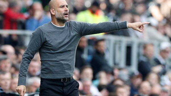 Forget quadruple, focus on Cardiff, says Guardiola