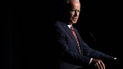 Trump takes shot at Biden over kiss complaint