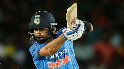 Cricket: Kohli may ring the changes after Bangalore's fourth straight loss