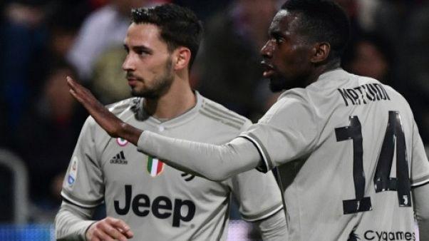 Italie: nouveaux incidents racistes lors de Cagliari-Juventus
