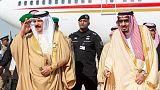 الملك سلمان زار البحرين الأربعاء لبحث العلاقات الثنائية