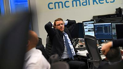 CMC Markets warns on profit as finance chief plans exit