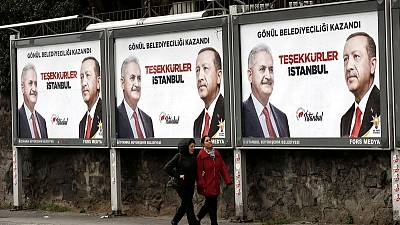 Turkish election board rules in favour of partial Istanbul recount