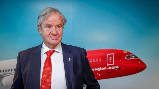 Norwegian Air CEO says had good meetings with Boeing