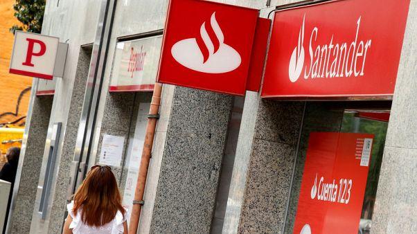 Santander focused on Europe cost cuts, Latin American profit