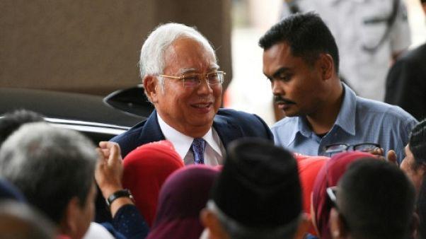 Malaisie: l'ex-Premier ministre Najib Razak plaide non coupable de détournement de fonds