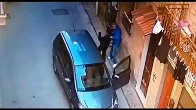 Uccide ex, video con immagini sequestro