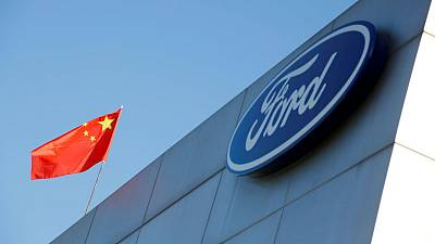Ford to launch more than 30 new models in China over next 3 years