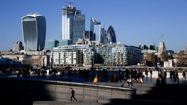 UK headed for downturn as Brexit worries hammer services sector - PMI