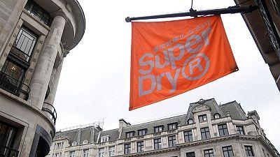 Superdry slumps as founder's return sparks board revolt