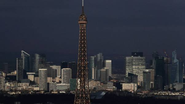 Euro zone March business activity stayed in the doldrums: PMI