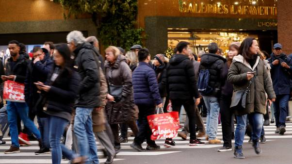 Euro zone retail sales stronger than expected in February