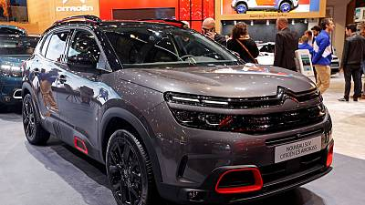 French carmaker PSA launches Citroen C5 Aircross SUV in India