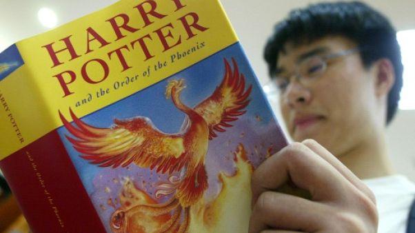 La saga des Harry Potter, un succès international.