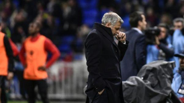 Ligue 1: Lyon doit se relever, Genesio dans le noir