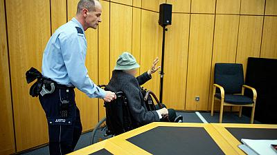 German court closes case of former death-camp guard