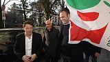 Europee: Renzi, farò campagna elettorale